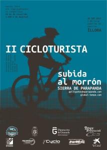 cartel cicloturista 2015